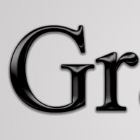 Create Black Metal Text Effect