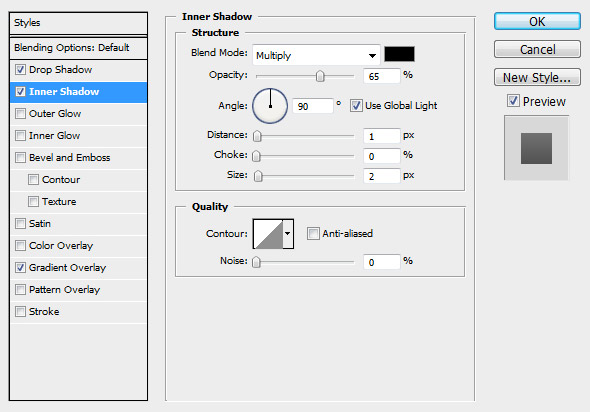 Photoshop tutorial designing glossy elegant and modern web button