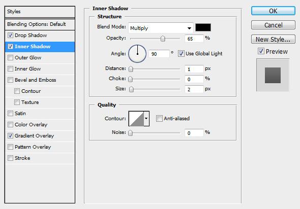 tutorial Photoshop membuat tombol web glossy modern dan elegan