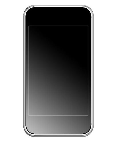 membuat efek glossy pada iPhone dengan gradient