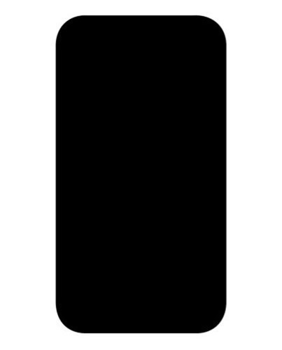 using rounded rectangle tool in photoshop to create basic shape iPhone 3g