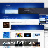 LotusPond – Corporate WordPress Theme